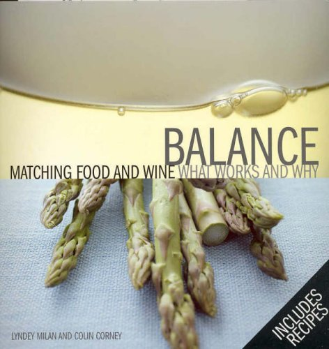 9780734408242: Balance: Matching Food and Wine: What works and Why (The Hungry Student)