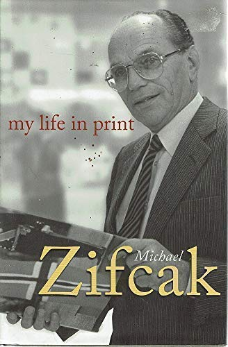 9780734408792: My Life in Print