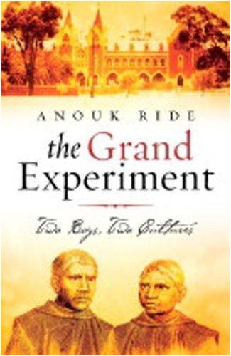 9780734409201: The Grand Experiment: Two Boys, Two Cultures