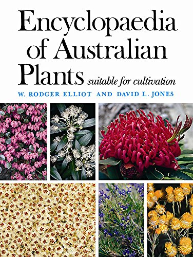9780734409744: Encyclopaedia of Australian Plants: v. 9