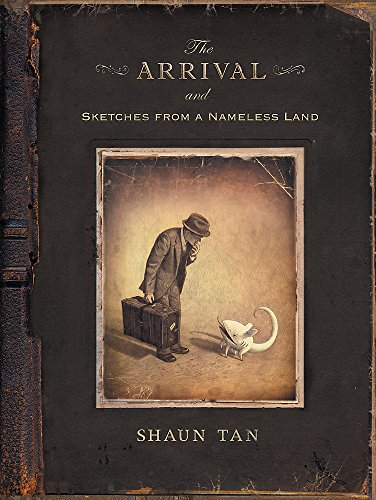 9780734411464: The Arrival: And Sketches from a Nameless Land