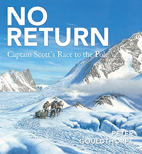 9780734412799: No Return Captain Scott's Race to the Pole