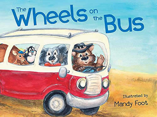 9780734413116: The Wheels on the Bus