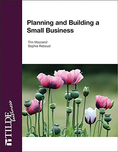 Planning and Building a Small Business (Paperback): Sophie Reboud
