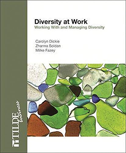9780734608048: Diversity at Work: Working with and Managing Diversity (Tilde Business)