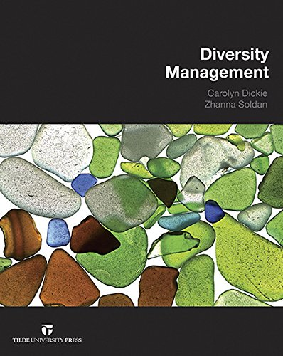 Diversity Management (Paperback): Carolyn Dickie, Zhanna Soldan