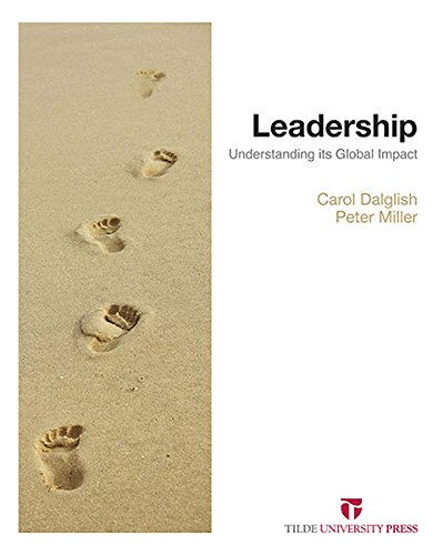 Leadership: Understanding its Global Impact Format: Paperback