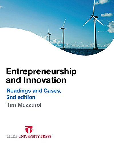 9780734611055: Entrepreneurship and Innovation: Readings and Cases