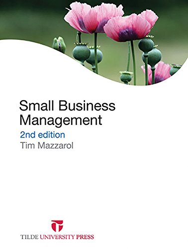 9780734611062: Small Business Management