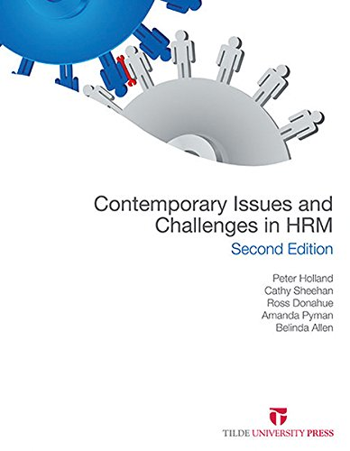 9780734611093: Contemporary Issues and Challenges in HRM
