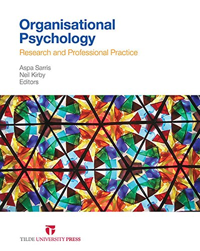 9780734611246: Organisational Psychology: Research and Professional Practice