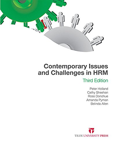9780734611475: Contemporary Issues and Challenges in HRM