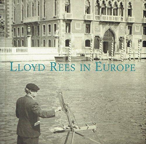 9780734763273: LLOYD REES IN EUROPE