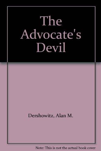 The Advocates Devil
