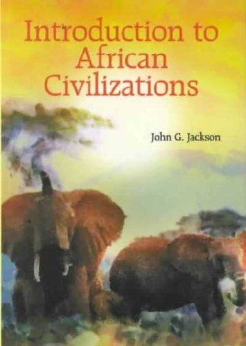 9780735100831: Introduction to African Civilizations