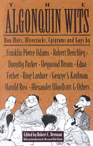 9780735101166: The Algonquin Wits