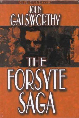 9780735101227: The Forsyte Saga