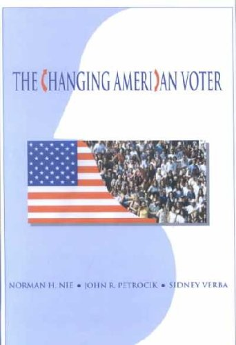9780735101876: The Changing American Voter