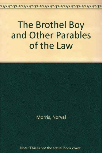 9780735104204: The Brothel Boy and Other Parables of the Law