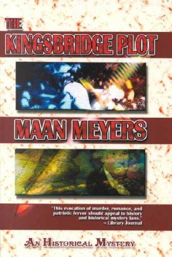 9780735104402: The Kingsbridge Plot: An Historical Mystery