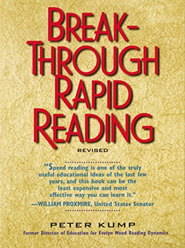 9780735200197: Breakthrough Rapid Reading