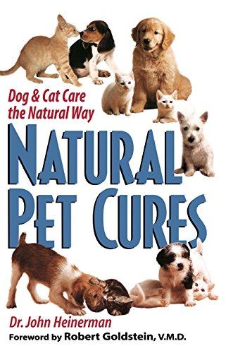 9780735200364: Natural Pet Cures: Dog & Cat Care the Natural Way