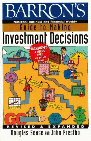 9780735200449: Barron's Guide to Making Investment Decisions
