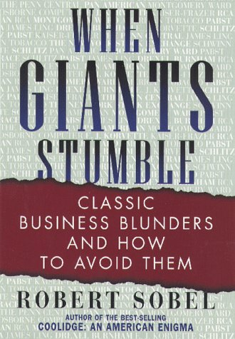 9780735200593: When Giants Stumble