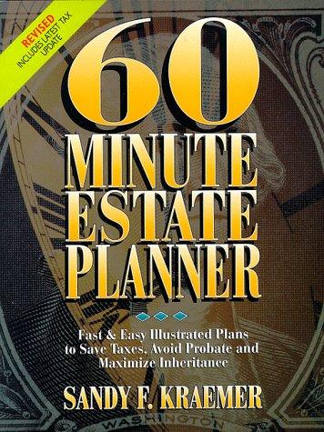 9780735200609: 60 - MINUTE ESTATE PLANNER 2 EDITION (60 Minute Planner)