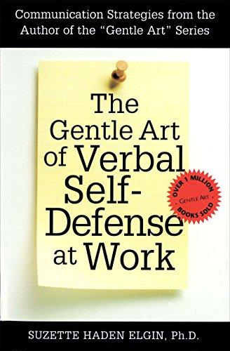 9780735200890: The Gentle Art of Verbal Self-Defense at Work