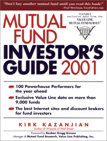 9780735201569: The Nyif Guide To Mutual Funds 2001