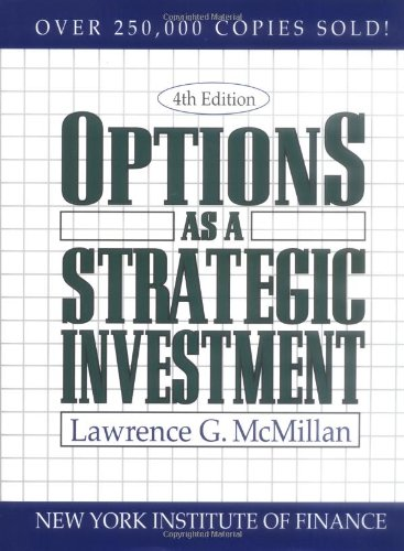 9780735201972: Options as a Strategic Investment