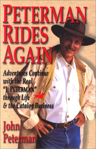 Peterman Rides Again: Adventures Continue With The Real
