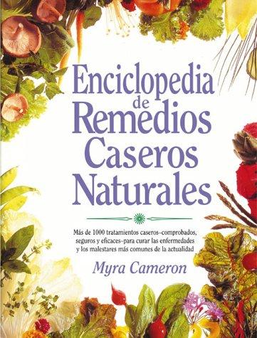 9780735202115: Enciclopedia de Remedios Caseros Naturales