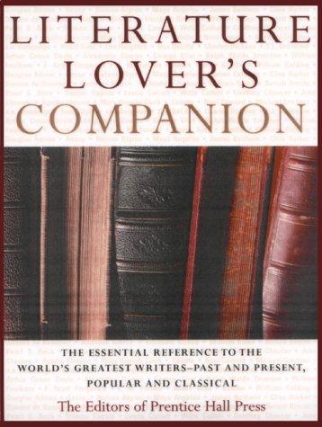 9780735202290: Literature Lover's Companion