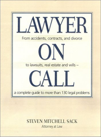 9780735202528: Lawyer on Call