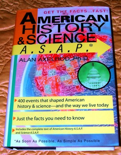 9780735204171: The Complete Text of American History & Science ASAP