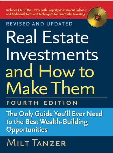 9780735204195: Real Estate Investments and How to Make Them: The Only Guide You'll Ever Need to the Best Wealth-Building Opportunities
