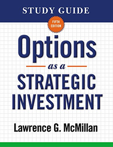 9780735204645: Study Guide for Options as a Strategic Investment 5th Edition