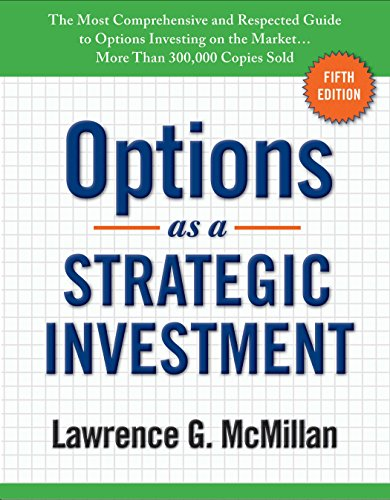 9780735204652: Options as a Strategic Investment: Fifth Edition
