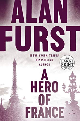 9780735207202: A Hero of France (Random House Large Print)
