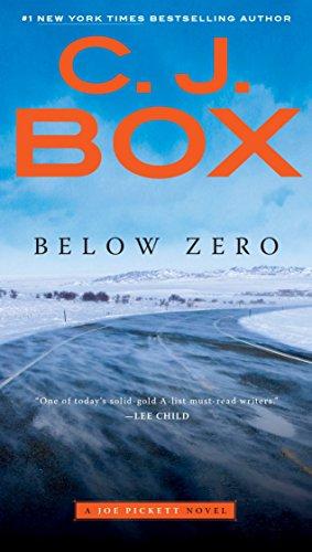 9780735211964: Below Zero (A Joe Pickett Novel)