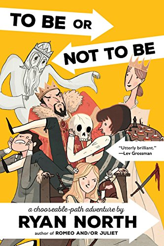 9780735212190: To Be or Not To Be: A Chooseable-Path Adventure