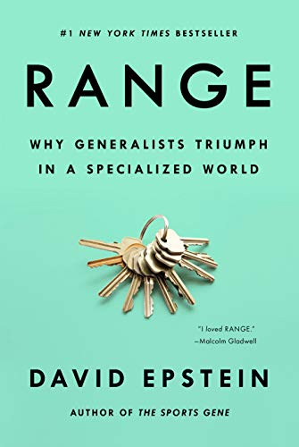 9780735214484: Range: Why Generalists Triumph in a Specialized World