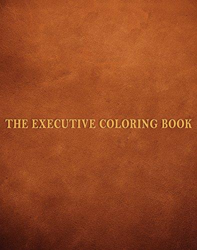 9780735215573: The Executive Coloring Book