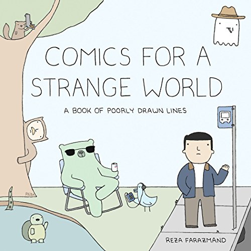 9780735219885: Comics For A Strange World: A Book of Poorly Drawn Lines