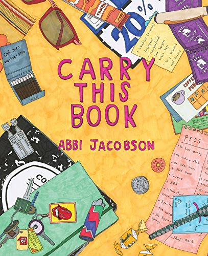 Carry This Book: Jacobson, Abbi