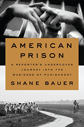 9780735223585: American Prison: A Reporter's Undercover Journey into the Business of Punishment