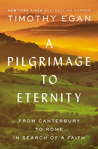9780735225237: A Pilgrimage to Eternity: From Canterbury to Rome in Search of a Faith