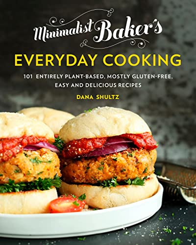 9780735232532: Minimalist Baker's Everyday Cooking: 101 Entirely Plant-Based, Mostly Gluten-Free, Easy and Delicious Recipes